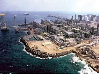 refinery das island