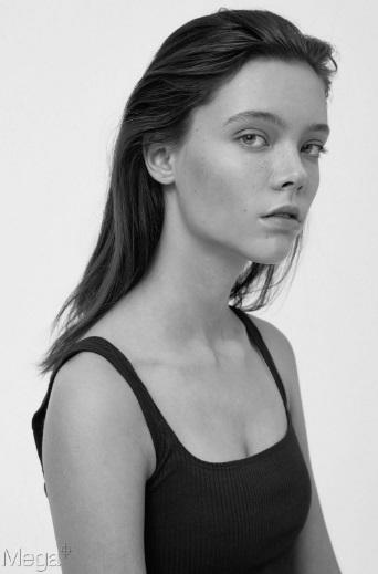 Mega Models Go see by ANNA DAKI