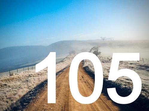 FROSTBITE GRAVEL (105km)