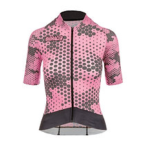 BIORACER EPIC JERSEY WOMEN CAMO DOT