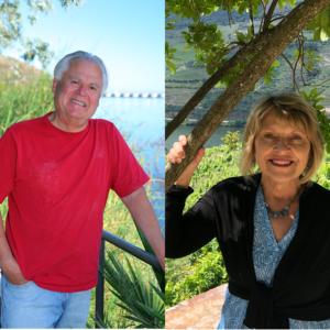 Stroke Survivor & Advocate Bill Torres and Author Patricia Geist-Martin, Ph.D.