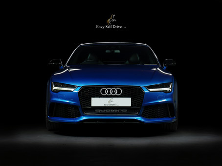 AUDI RS7 Review