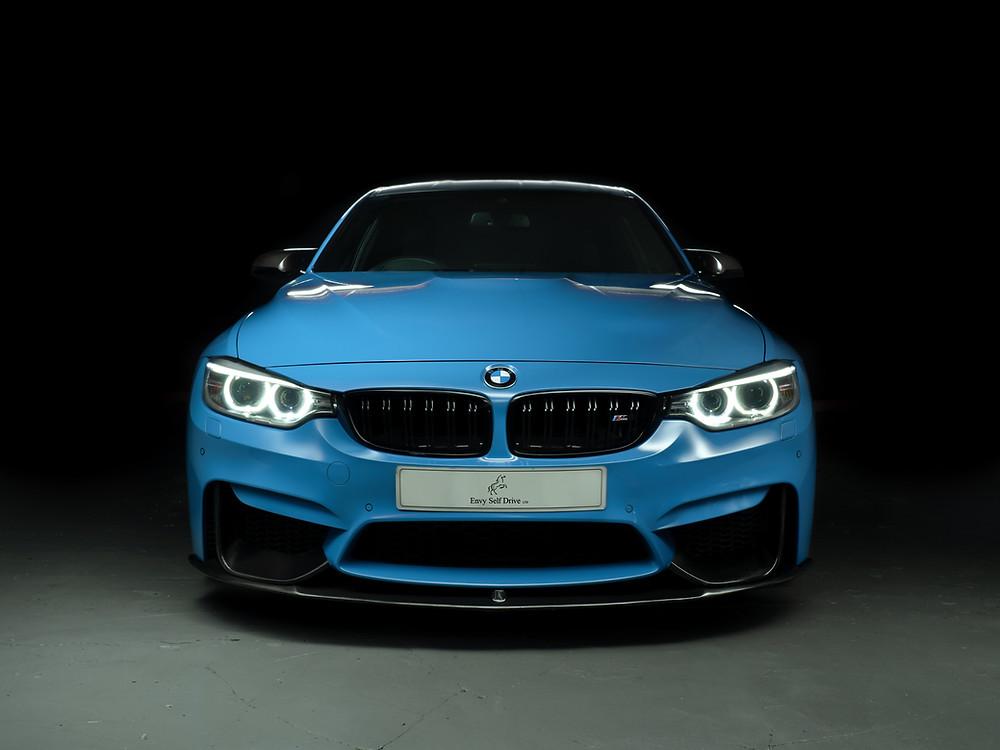 Envy Self Drive - BMW M3