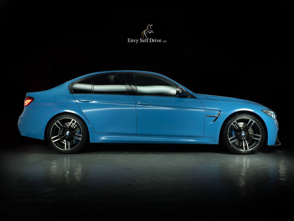 BMW M3 for hire