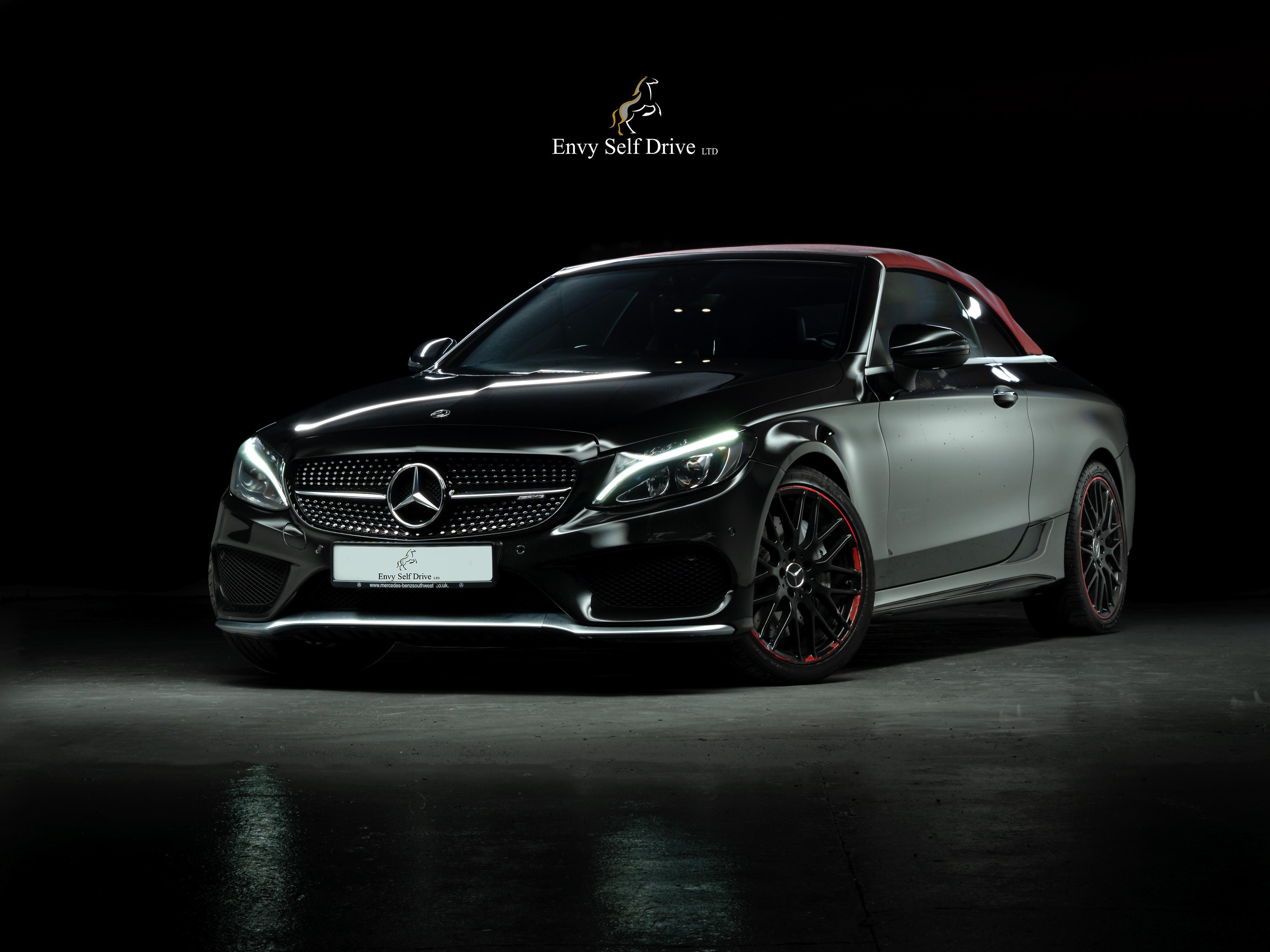 Mercedes Benz C43 Convertible Hire