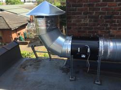 Ventilation System Fitting