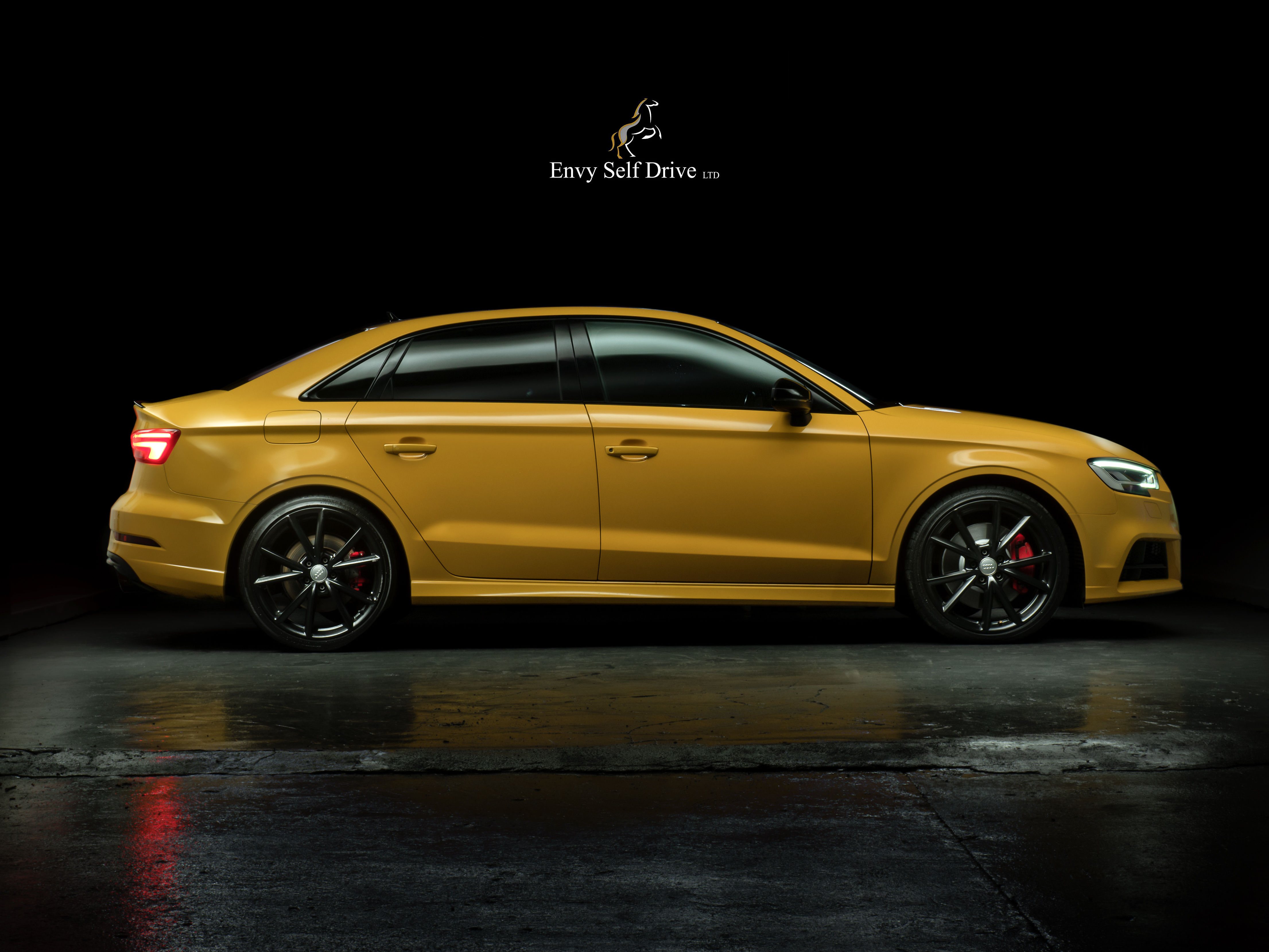Audi S3 for Rental