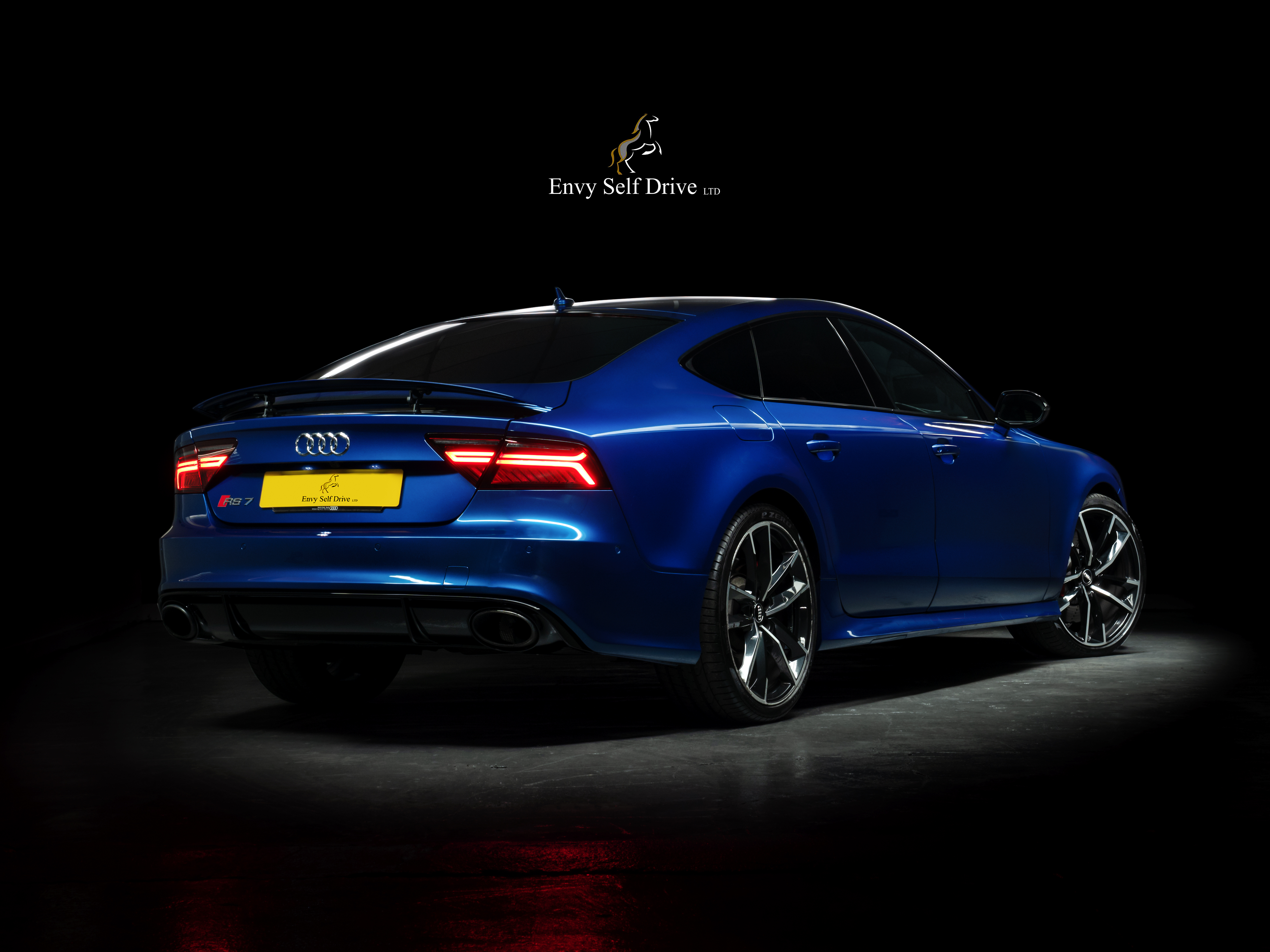 Audi RS7 for Hire
