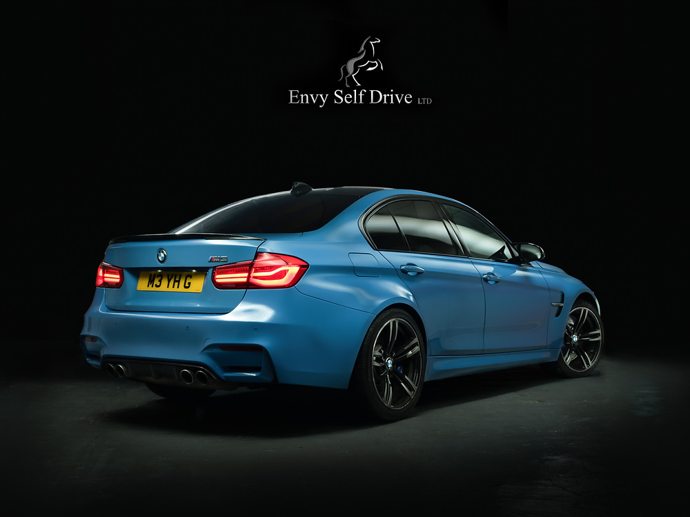 BMW M3 for rent