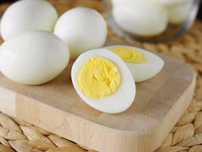 بيض وزبادي وجبنه قريش