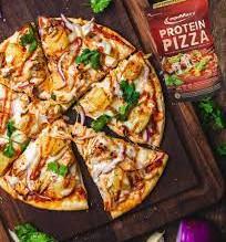 بيتزا البروتين