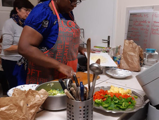 Atelier cuisine camerounaise