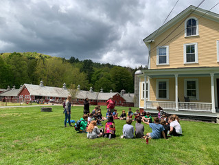 4th Grade Trip to Retreat Farm