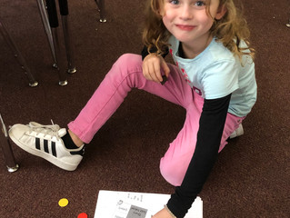 2nd graders Learned about Hanukkah