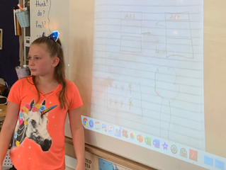 4th graders make plans to combat climate change