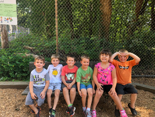 Kindergarten- Making new friends in kindergarten!