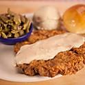 1/2 Lb. Chicken Fried Steak