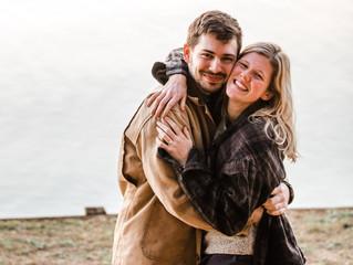 Cole Maffetone and Sarah Boudet