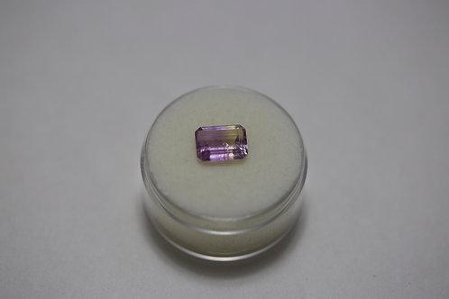 Amethyst Emerald Cut 2 carats