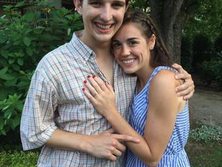 Russel Freel & Kaleigh Gross