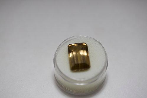 Emerald Cut 12.4 Carats 16.6x11.1mm