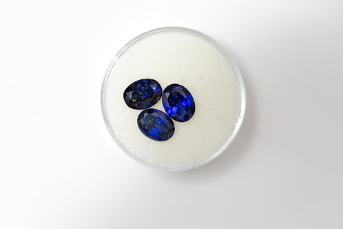 Oval Sapphires 4.5 Cttw.