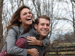 Joe Gabbard and Chloe DePriest
