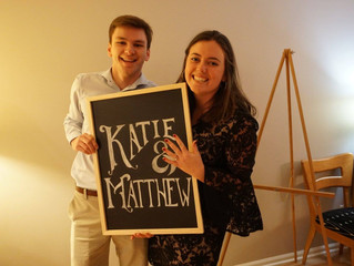 Matthew Gross & Kathryn Olson