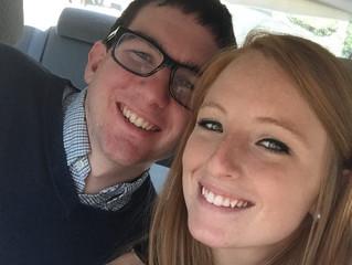Nathan Wright and Anna Marie Lockhart