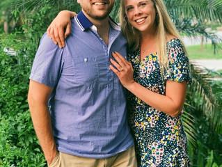 Jon Leverett & Rebecca Kneisley