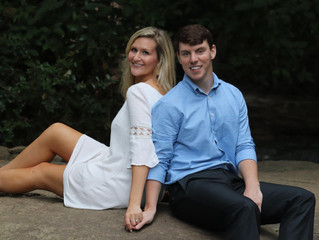 Micah and Brianna Evans