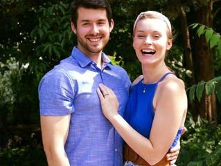 Will McDaniel & Rebecca Hummel