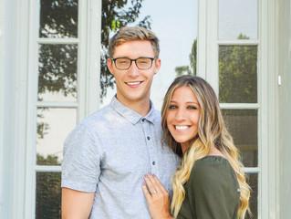 Jeremy Wakefield & Stephanie Sherman