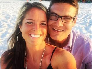 Curt Vernon & Lauren Coldiron