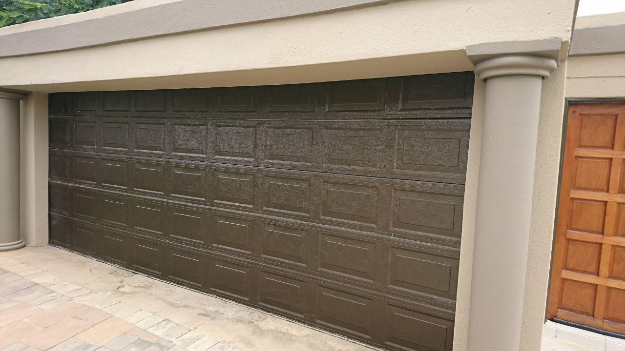 Alu Zinc Garage Doors Gauteng Gryffin Doors