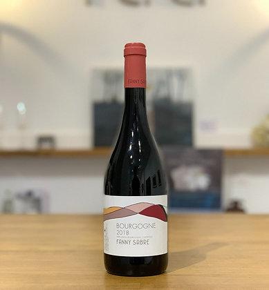 2018 Fanny Sabre Bourgogne Rouge