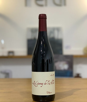 2019 Domaine Claire Naudin Gamay L'Allie