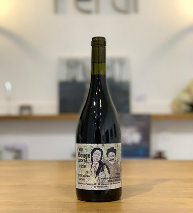 2020 Lucy Margaux Vin Rouge