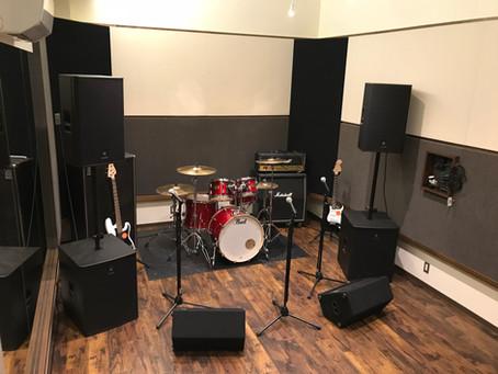 スタジオライブやってみませんか!?