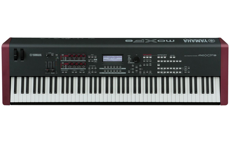 YAMAHA MOXF8 88鍵