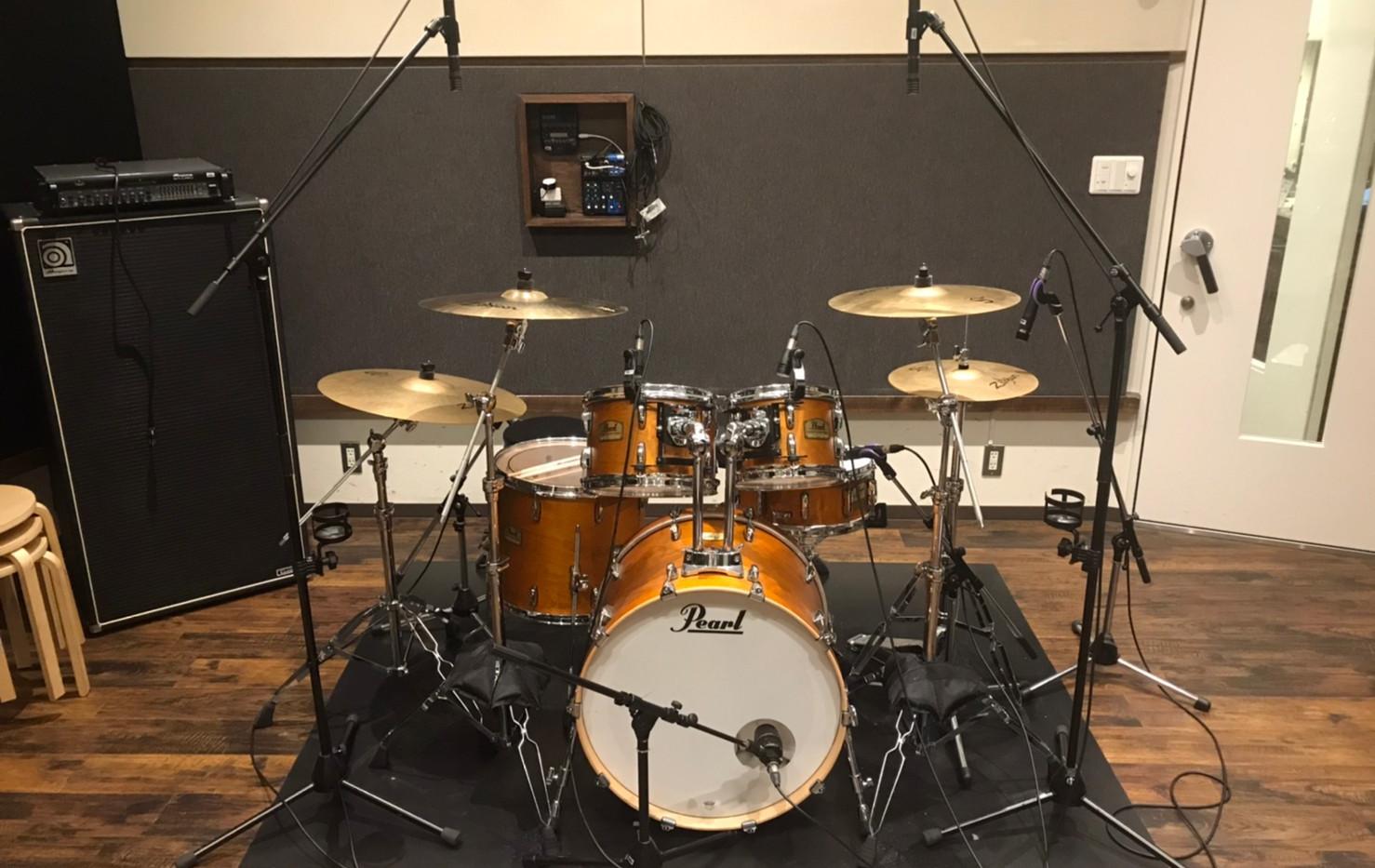 ドラム用マイク