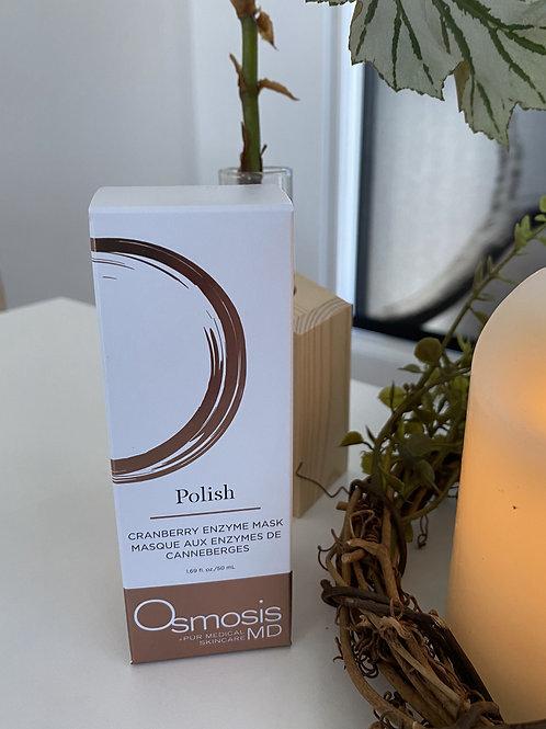 Osmosis - Polish (Cranberry Enzyme Mask)