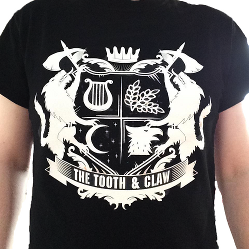 The Tooth & Claw T-Shirt