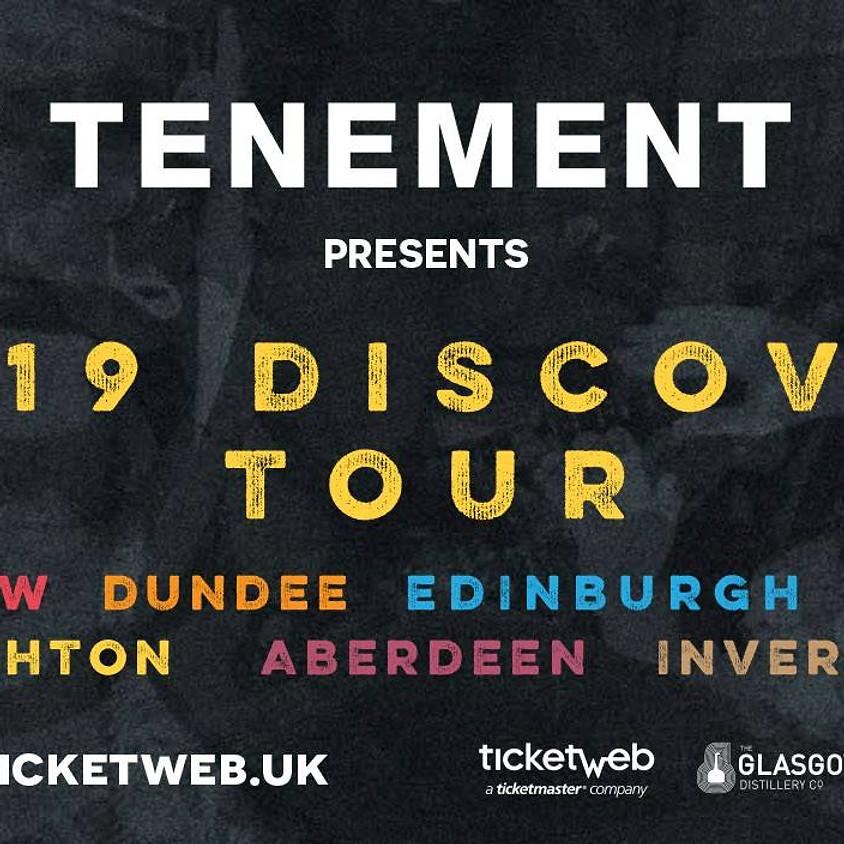 TENEMENT TV Discover Tour   Inverness