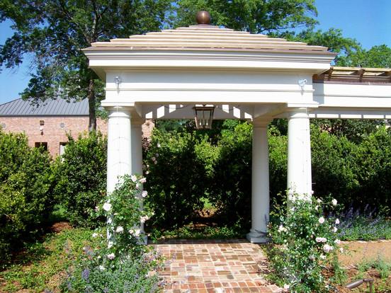 Governor's Mansion Parterre Garden