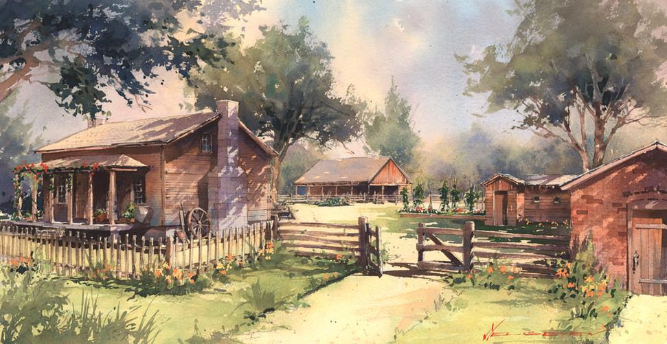 Woolsey Farmstead