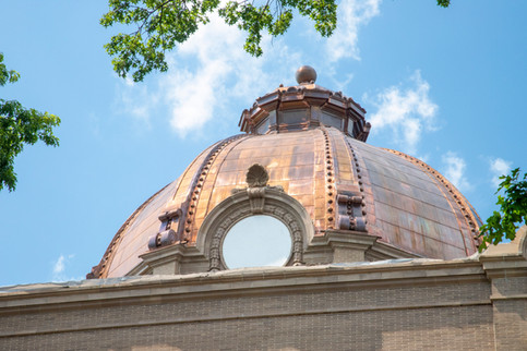Mississippi County Courthouse Dome Replacement