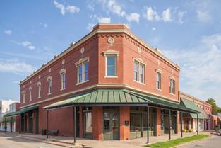 A Renovation of the Historic John L. Tushek Building