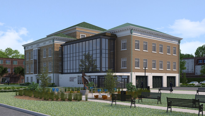 Mississippi County Courthouse Renovation & Addition