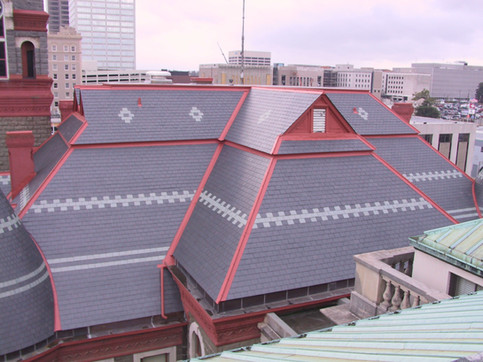 Pulaski County Courthouse Re-Roof